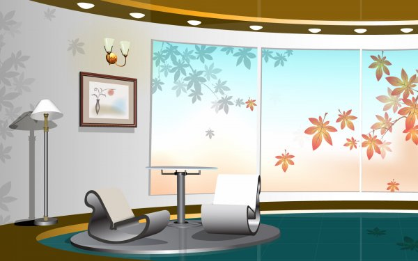 Interior design Vector Wallpapers   Imagewa net