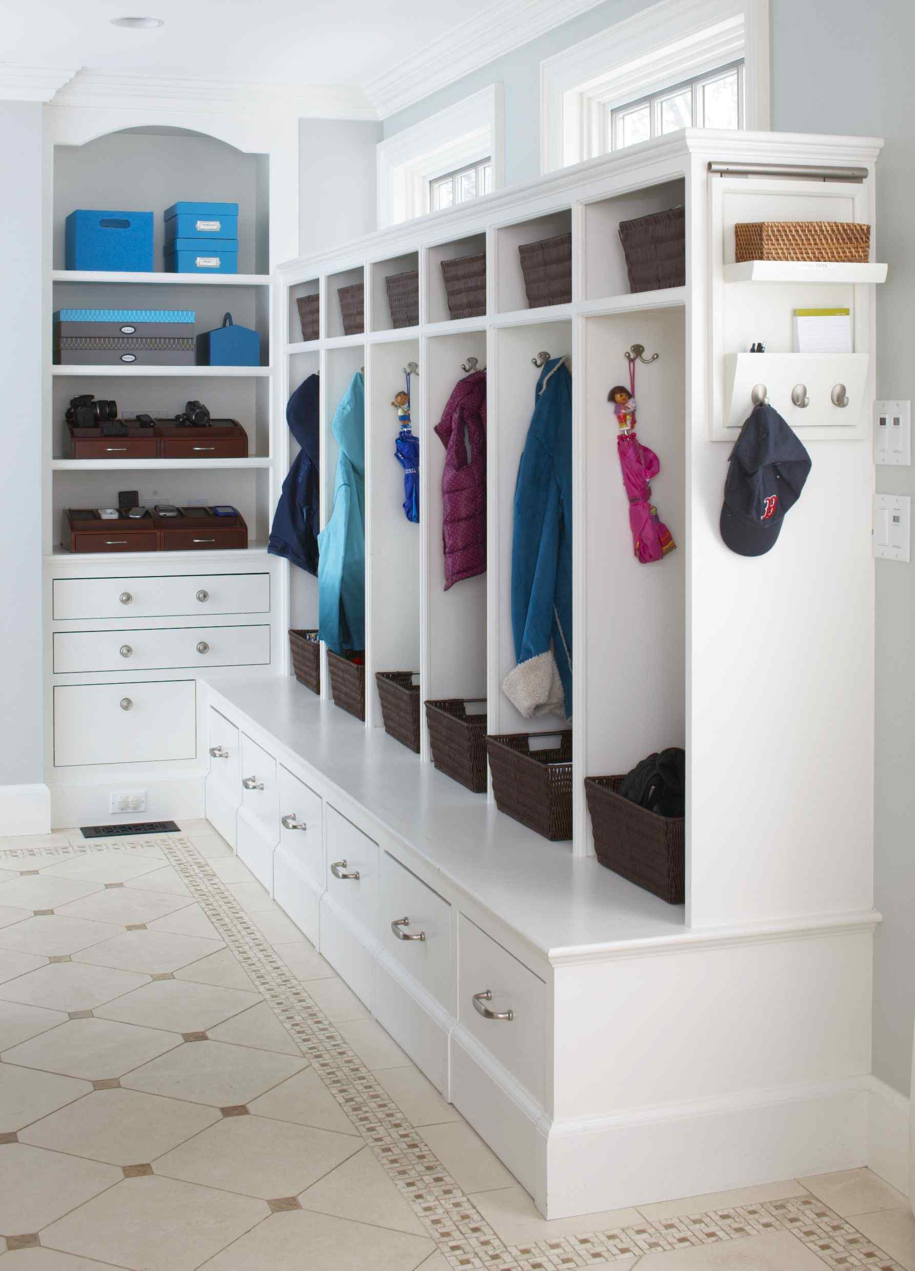 Mud Room Ideas - Velimor.Com