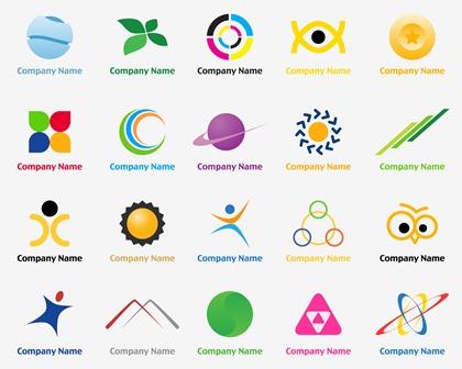 Name: 20 Vector logo design templates