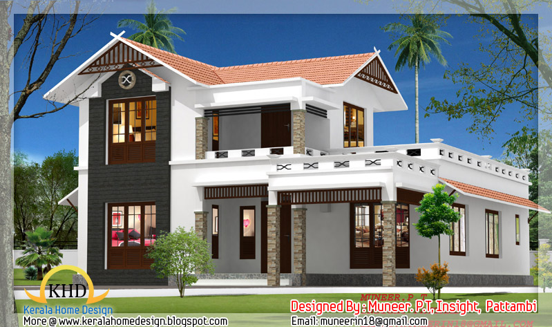 Beautiful Home elevation designs in 3D | Indian Home Decor