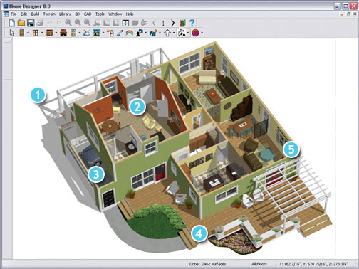 Home Designing Software