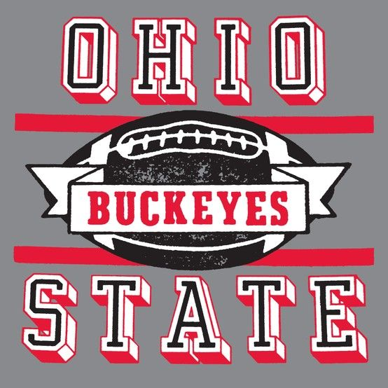 Vintage Ohio State | Frank Ozmun Graphic Design | Chicago