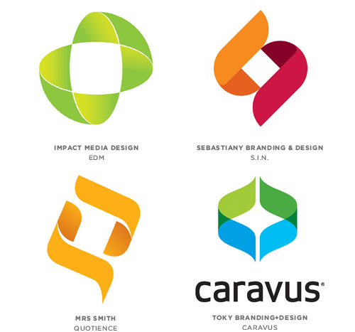 2013 Best Logo Designs + Trends & Inspiration Showcase | JUST ...