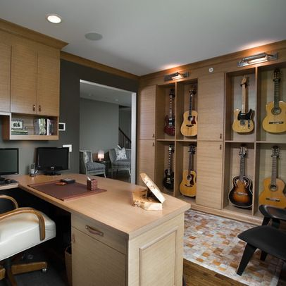 Music Studio Design Ideas