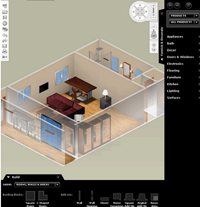 Room Design Software | Design Your Own Room
