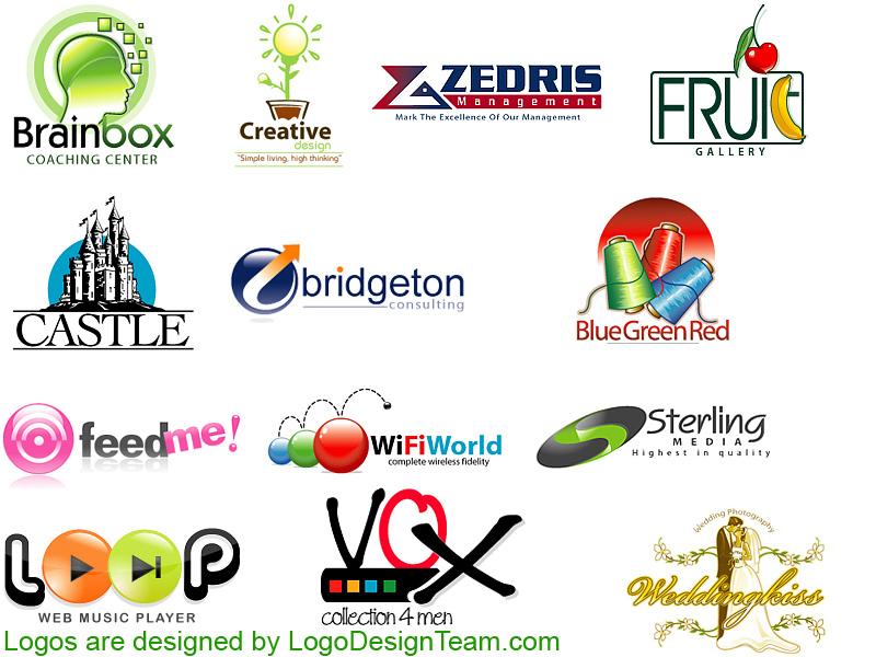 Choosing the Best Logo Design Services | DeeryDesign