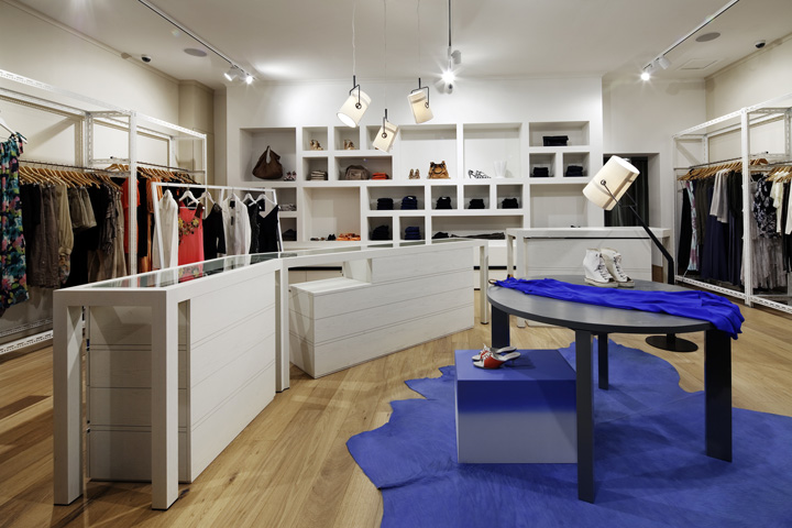 Interior Design Furniture Stores Melbourne ~ Clothing store interior design ideas joy studio