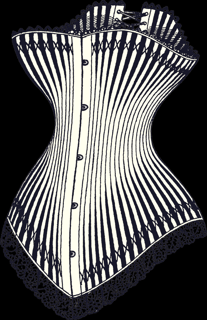 Description Corset1878taille46 300gram.png