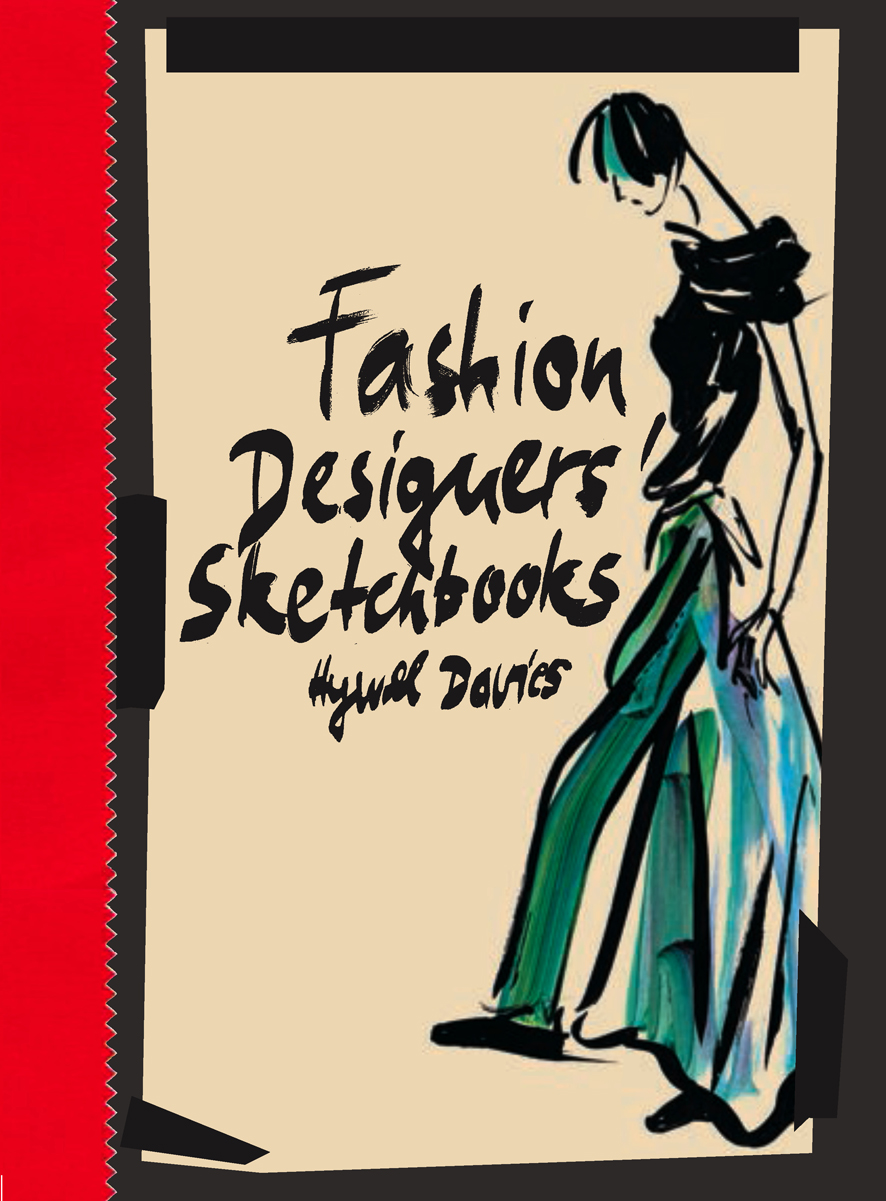 KennaLand: Fashion Designers Sketchbooks