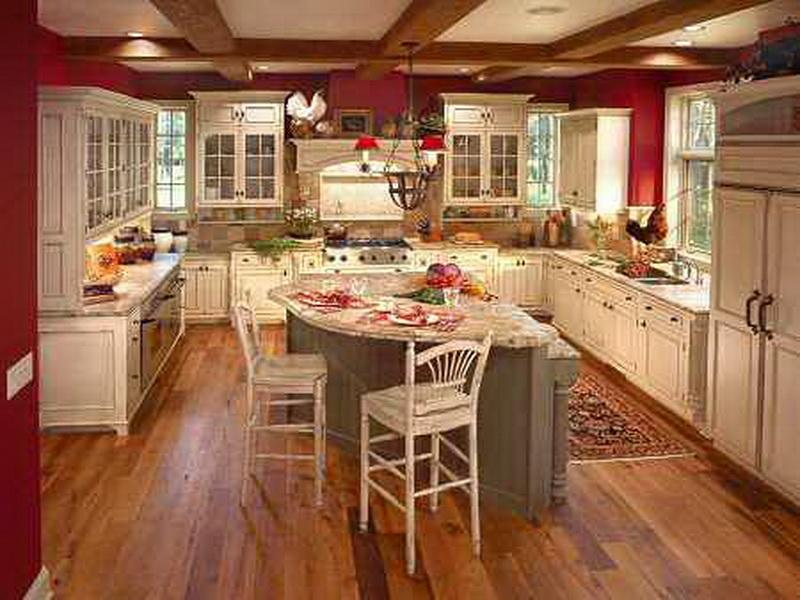 ... : rustic kitchen ideas , country kitchen ideas , kitchen decor ideas