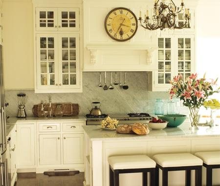 inspired by French Country style with decorating and design ideas ...