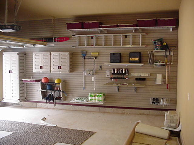Beautiful Garage Storage Design : Garage Storage Ideas