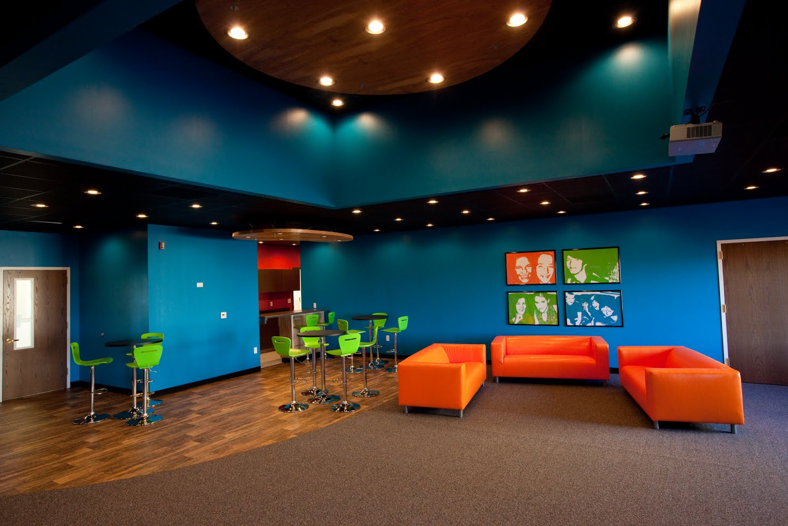 Cool Church Youth Rooms Photos | Joy Studio Design Gallery - Best ...