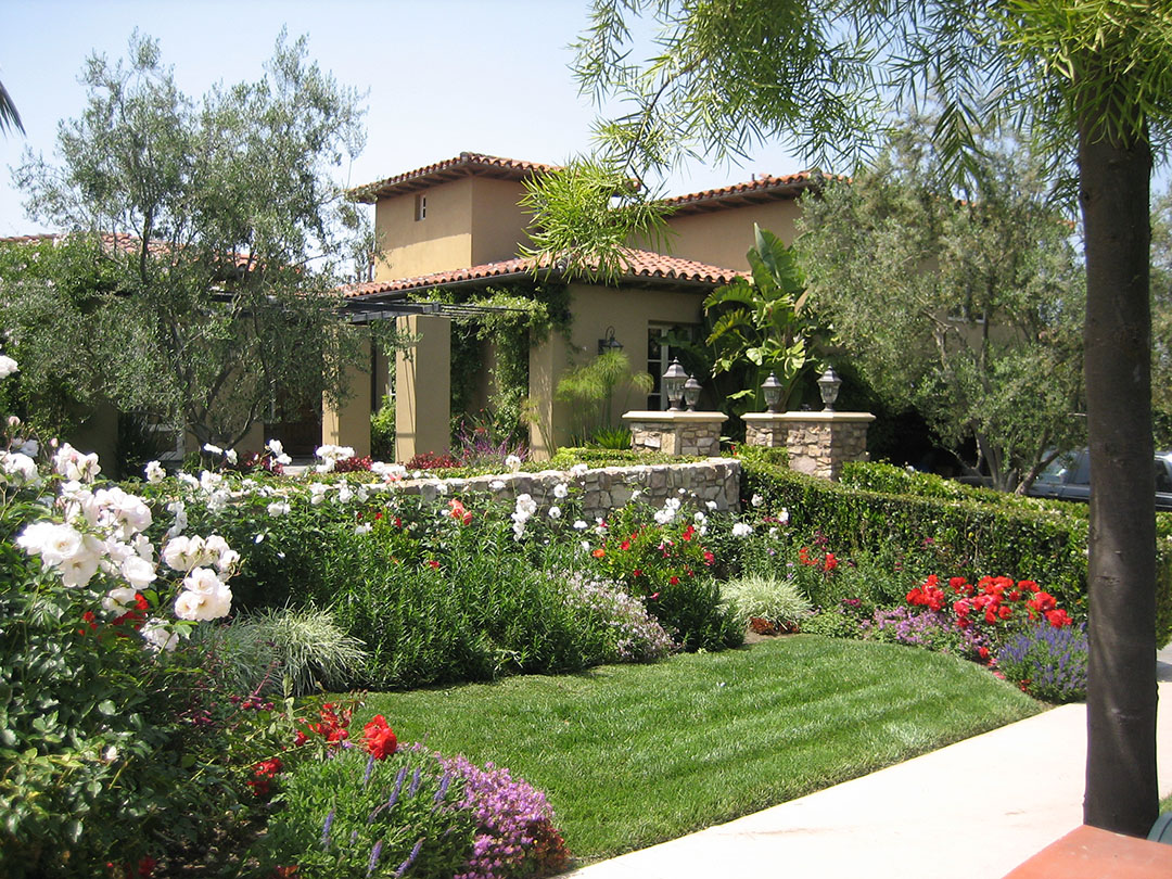Landscaping Home Ideas: Gardening and landscaping at home