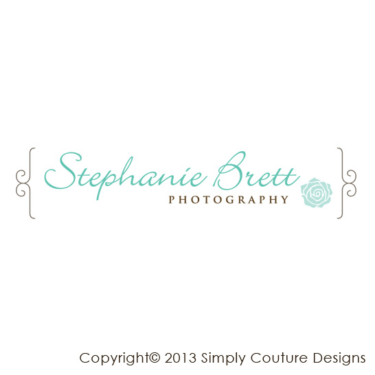 Logo for Boutique Shop | Simply Couture Designs - Photoshop templates ...