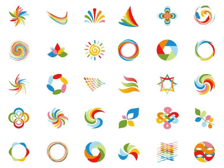 Logo Design Element Vector Graphics | Free Vector Graphics | All Free ...