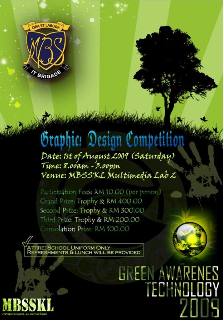 mY rEmiNiScEncES *~: Graphic Design Competition by Board of IT Brigade ...