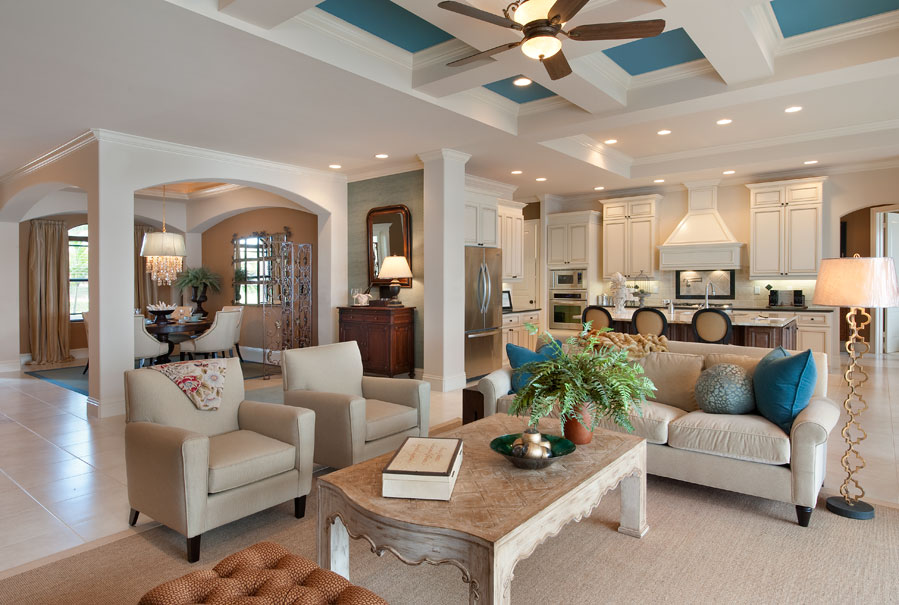 Julians Interiors Interior Designers Marco Island Florida Madison ...