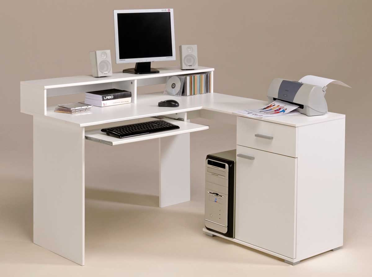 Corner Computer Desks for Home Office | Office Furniture
