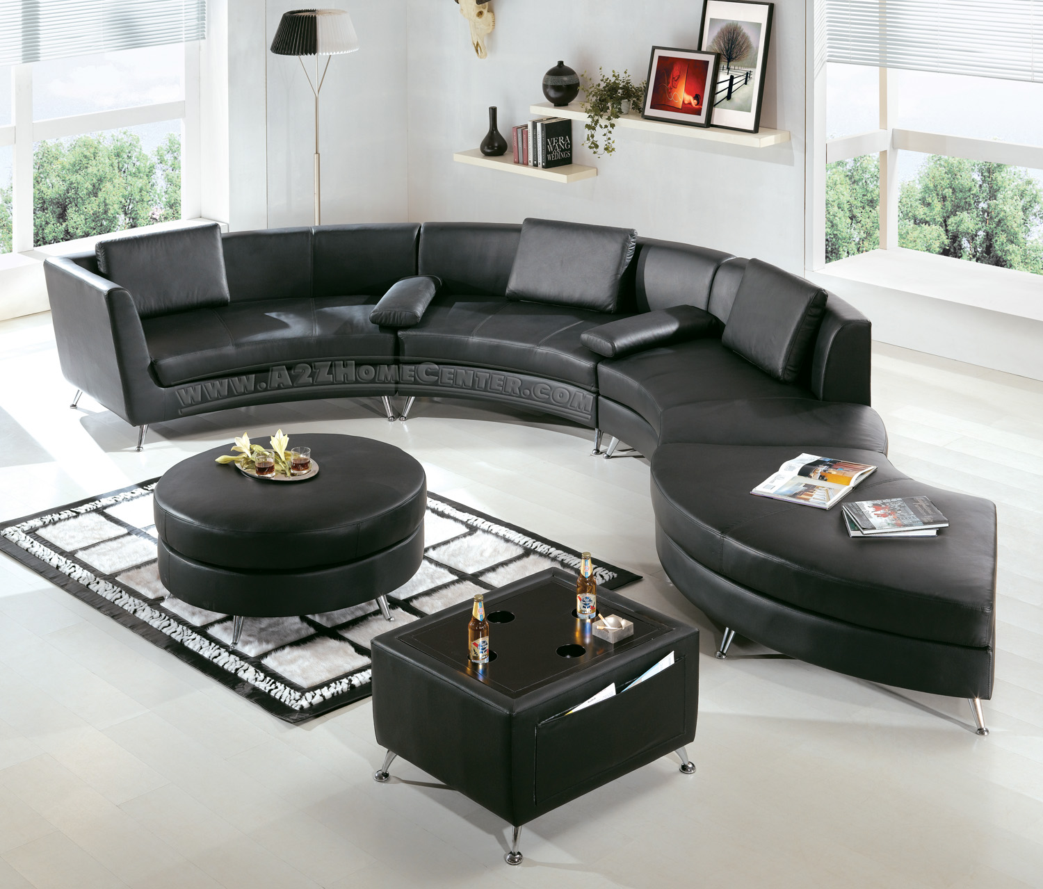 trend home interior design 2011: Modern Furniture Sofa Variety Ideas