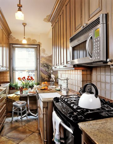 ... Galley Kitchen Design & Decorating Ideas > Kitchen > HomeRevo.com