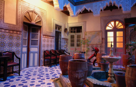 Home Decorating Ideas: Moroccan Home Decor Ideas