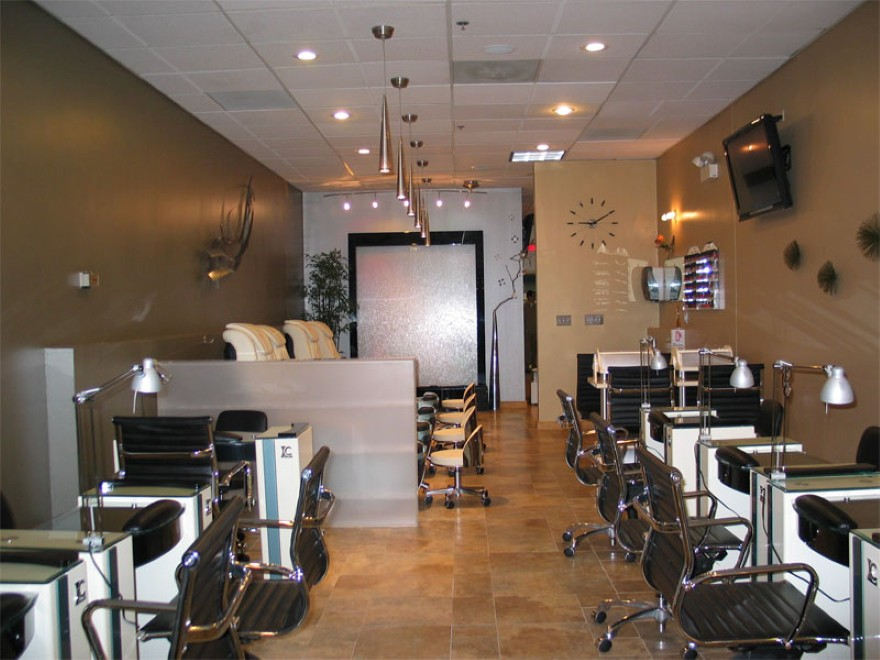 Nail Salon Design Ideas | Home Interior Design
