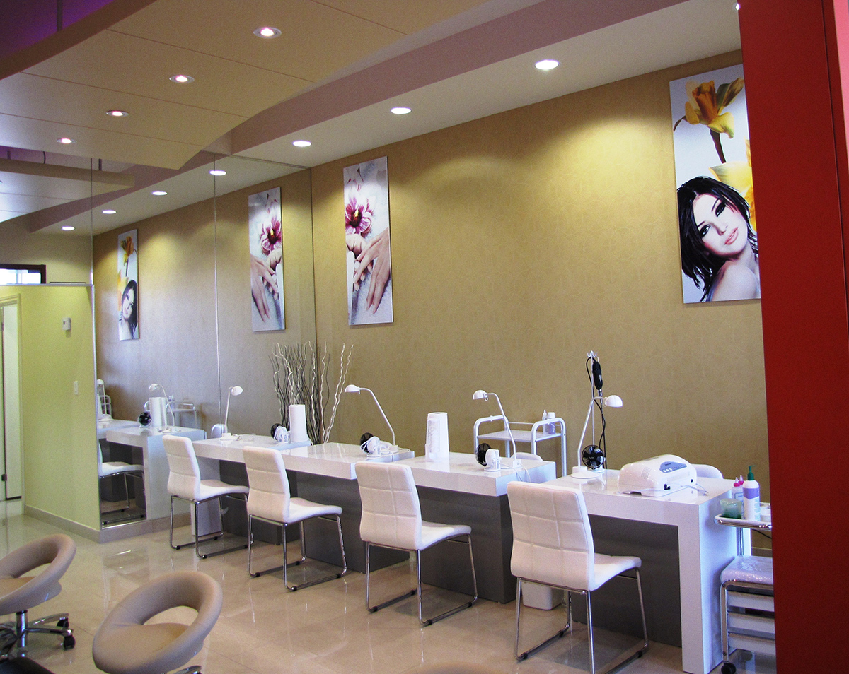 Nail Salon Design Ideas Joy Studio Design Gallery Photo