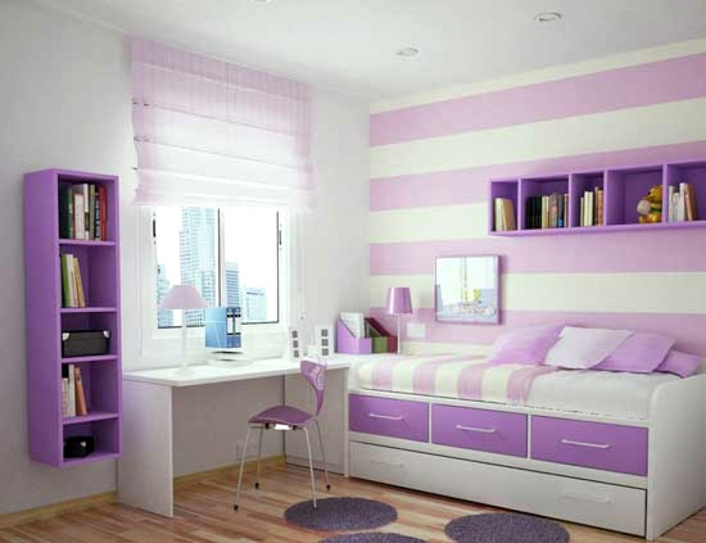 Room Designs for Teenagers - Idea to Creating Nice Purple Room Designs ...
