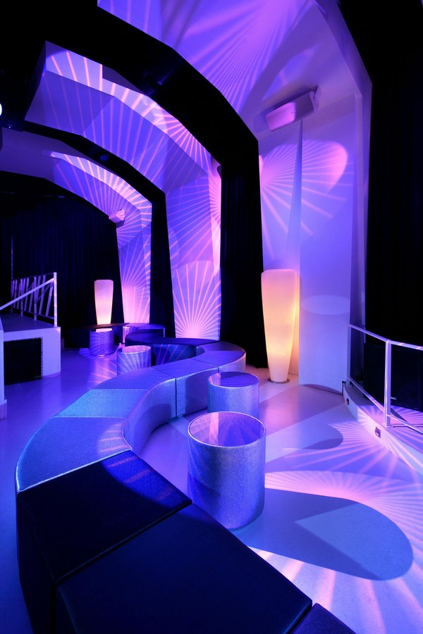 Interior Design: Amazing Nightclub Interior Design Ideas in Barcelona