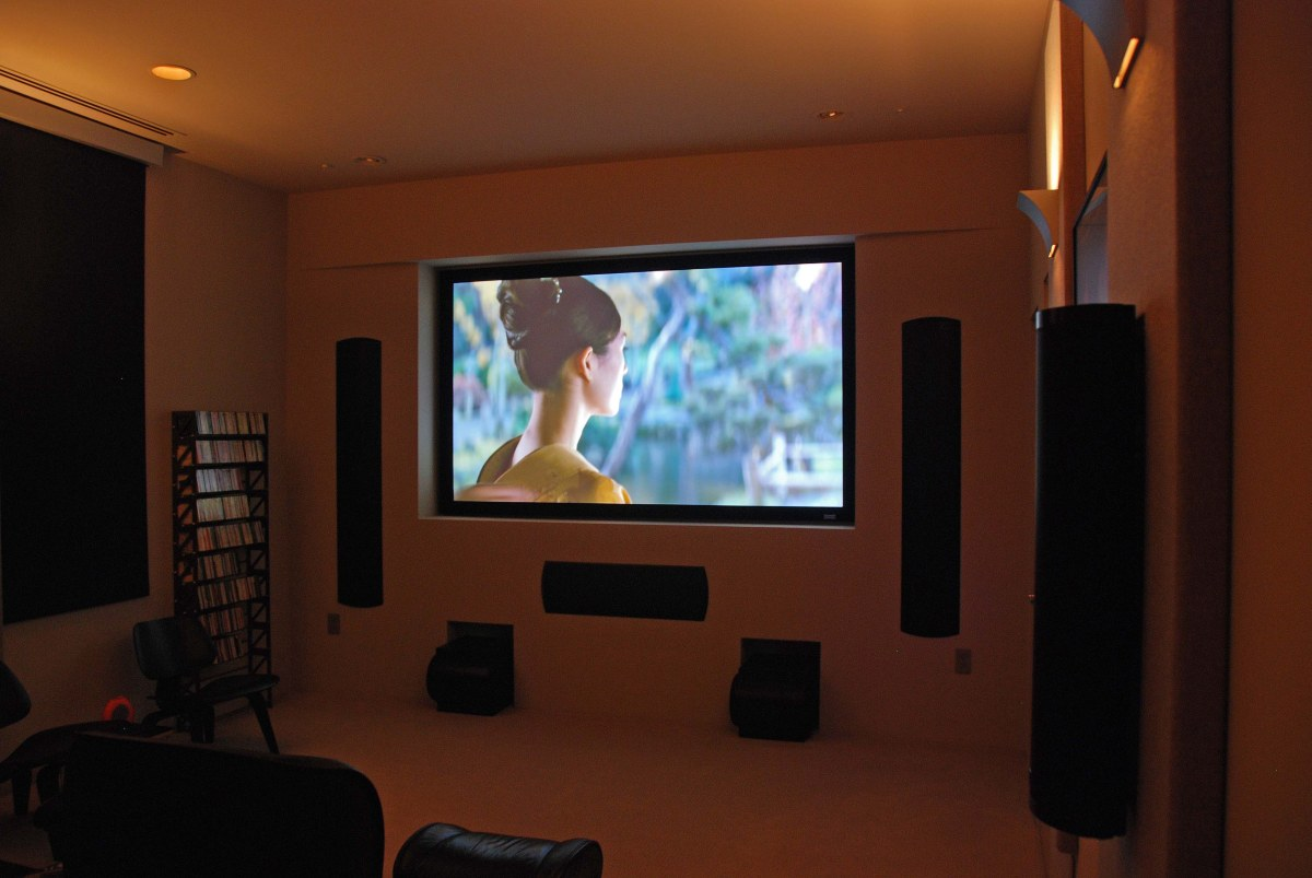 home theater gallery - 1touchmovie.com