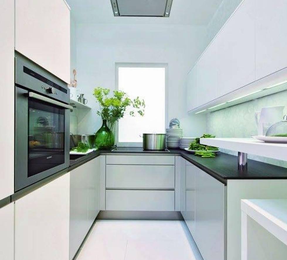Galley Kitchen Design Ideas | Joy Studio Design Gallery Photo
