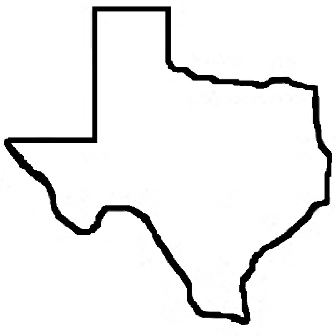 Creating a PowerPoint Presentation of the Texas regions