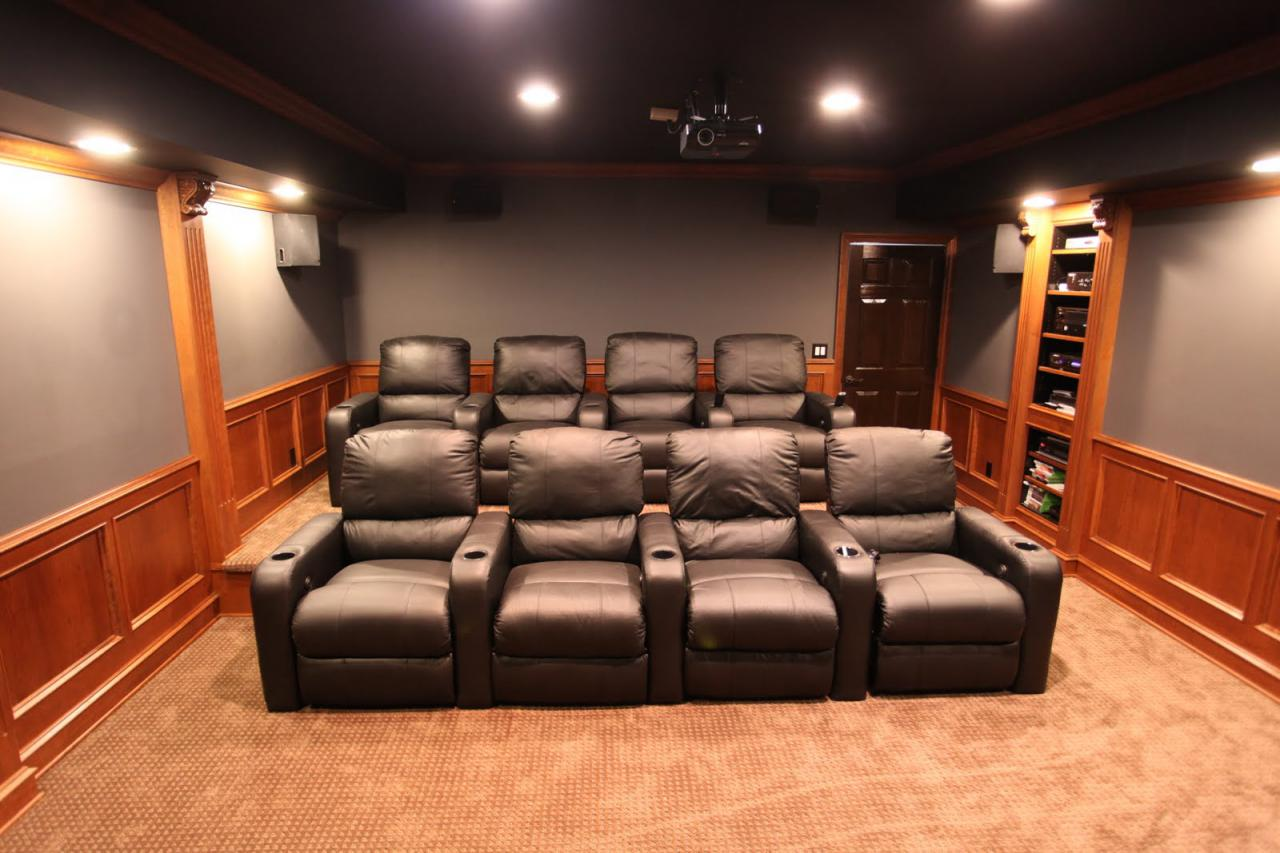 Theater Room Design