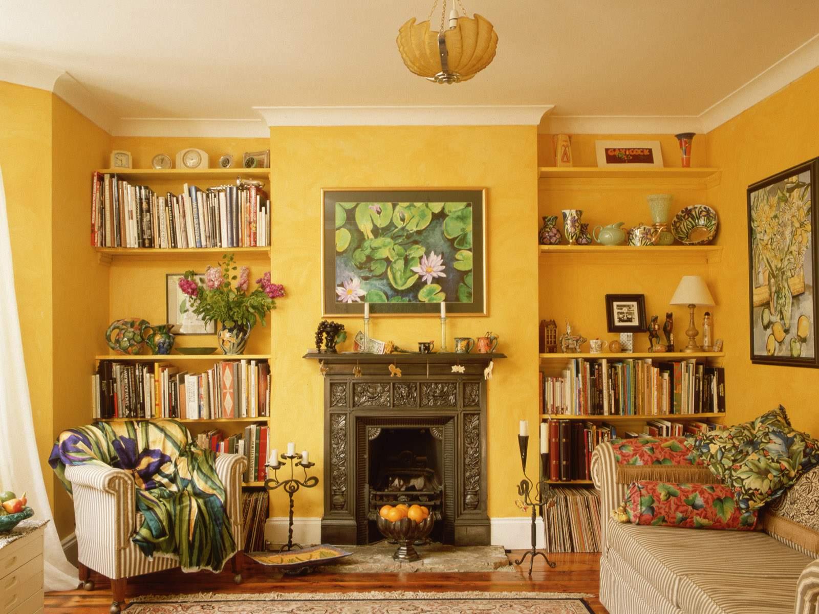 Traditional Look Living Room Interior Design Ideas154