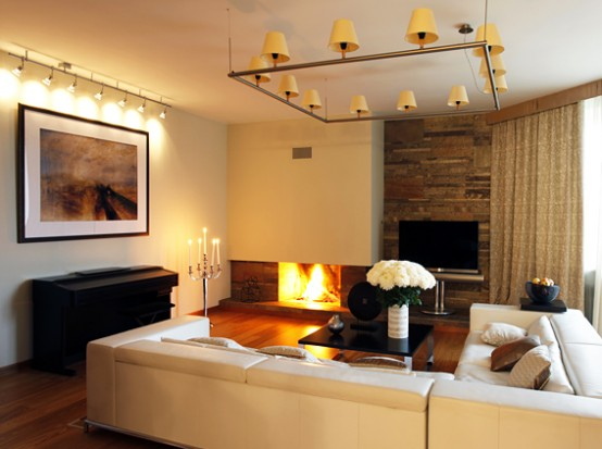 Warm Interior Design Ideas Colors   My Home Style