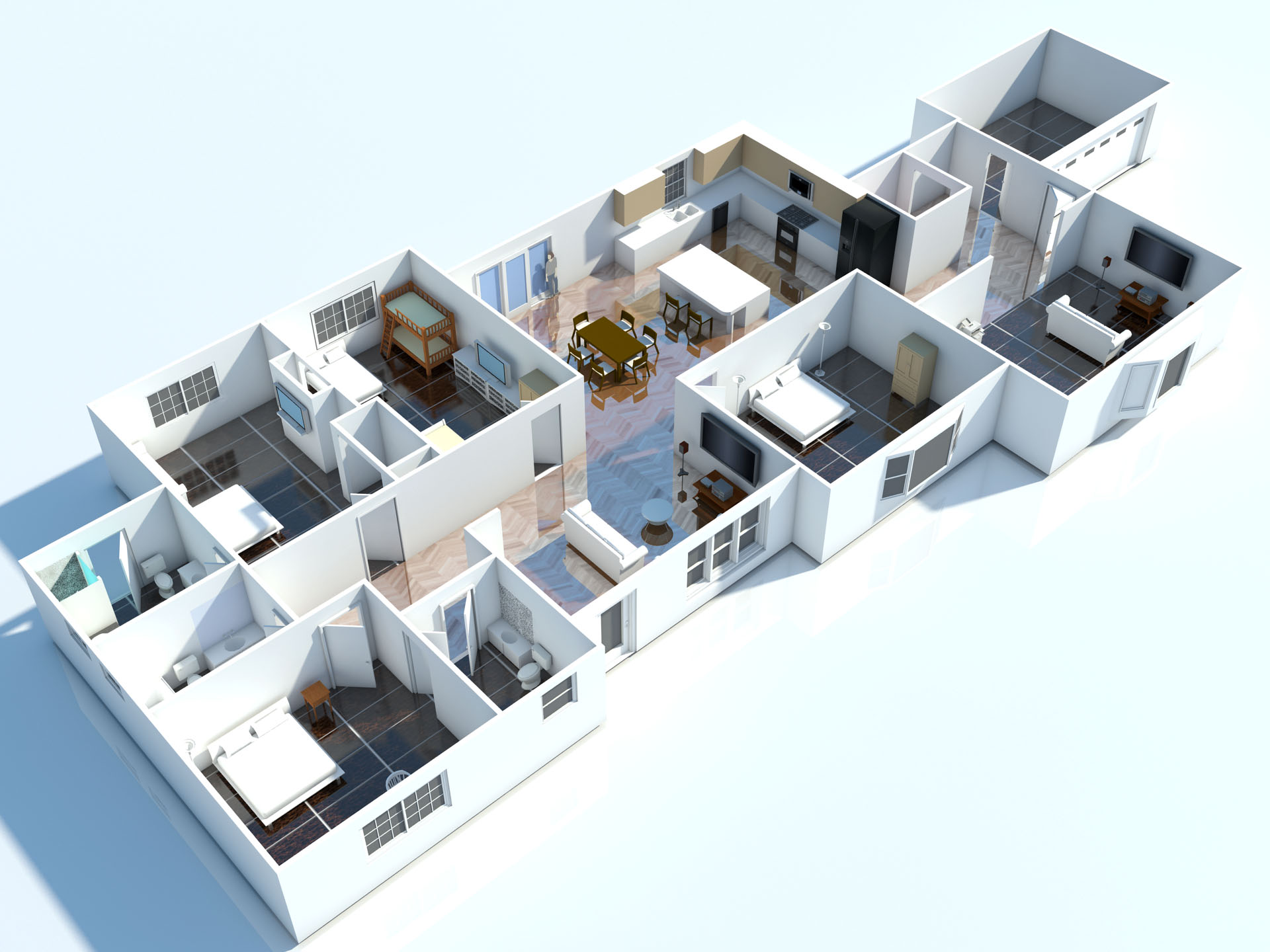 ... Floor Plan Software: 3D Floor Planner Home Design Software Online