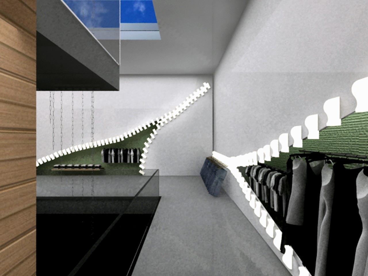 françois girbaud showroom course interior design master shop design ...