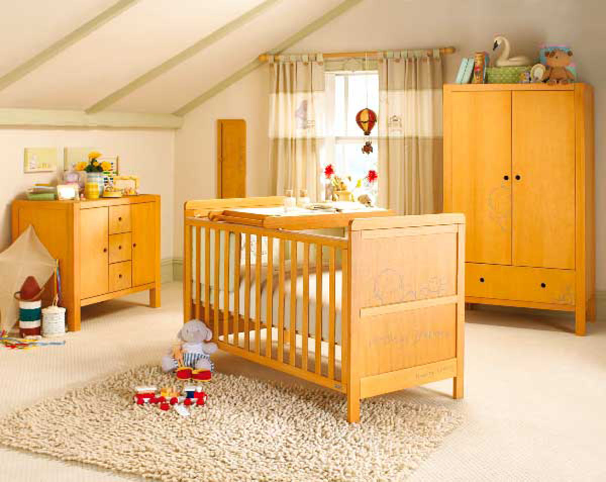 baby room ideas 4 - Interior Design, Architecture and Furniture Decor ...