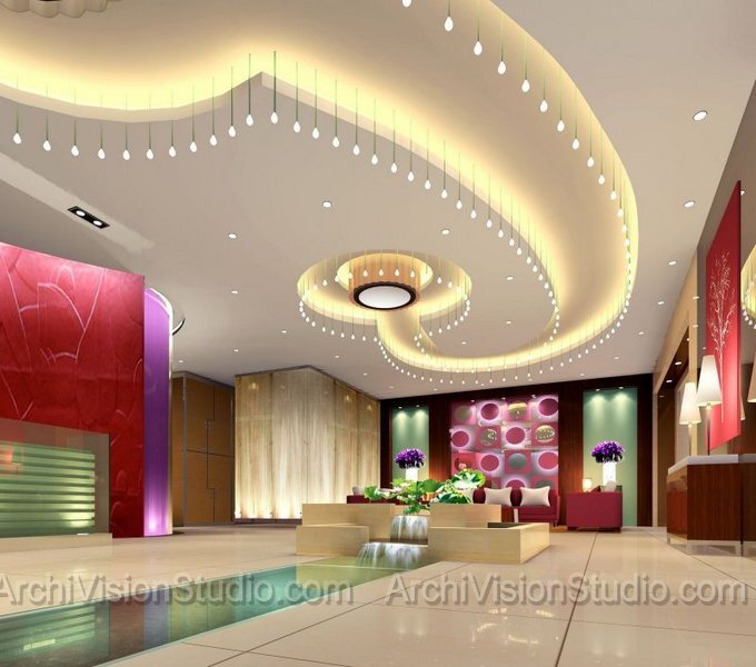 beauty salon and spa interior design ideas | Interior Design ...
