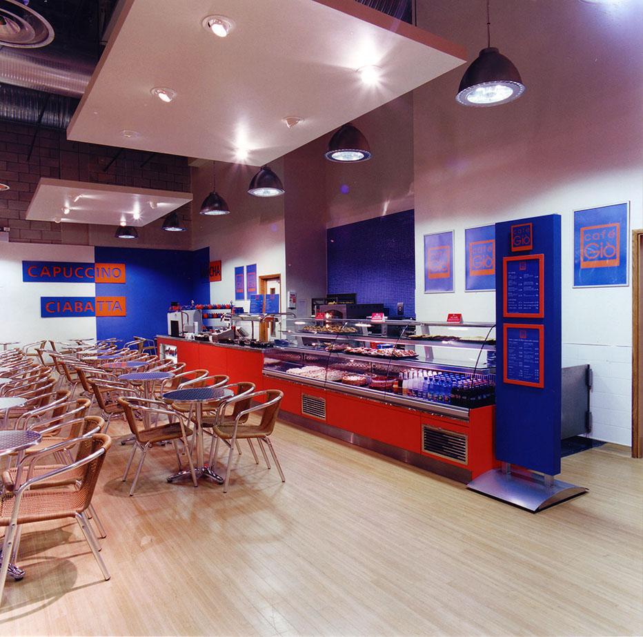 Hodgkinson Design » BHS Café Gio