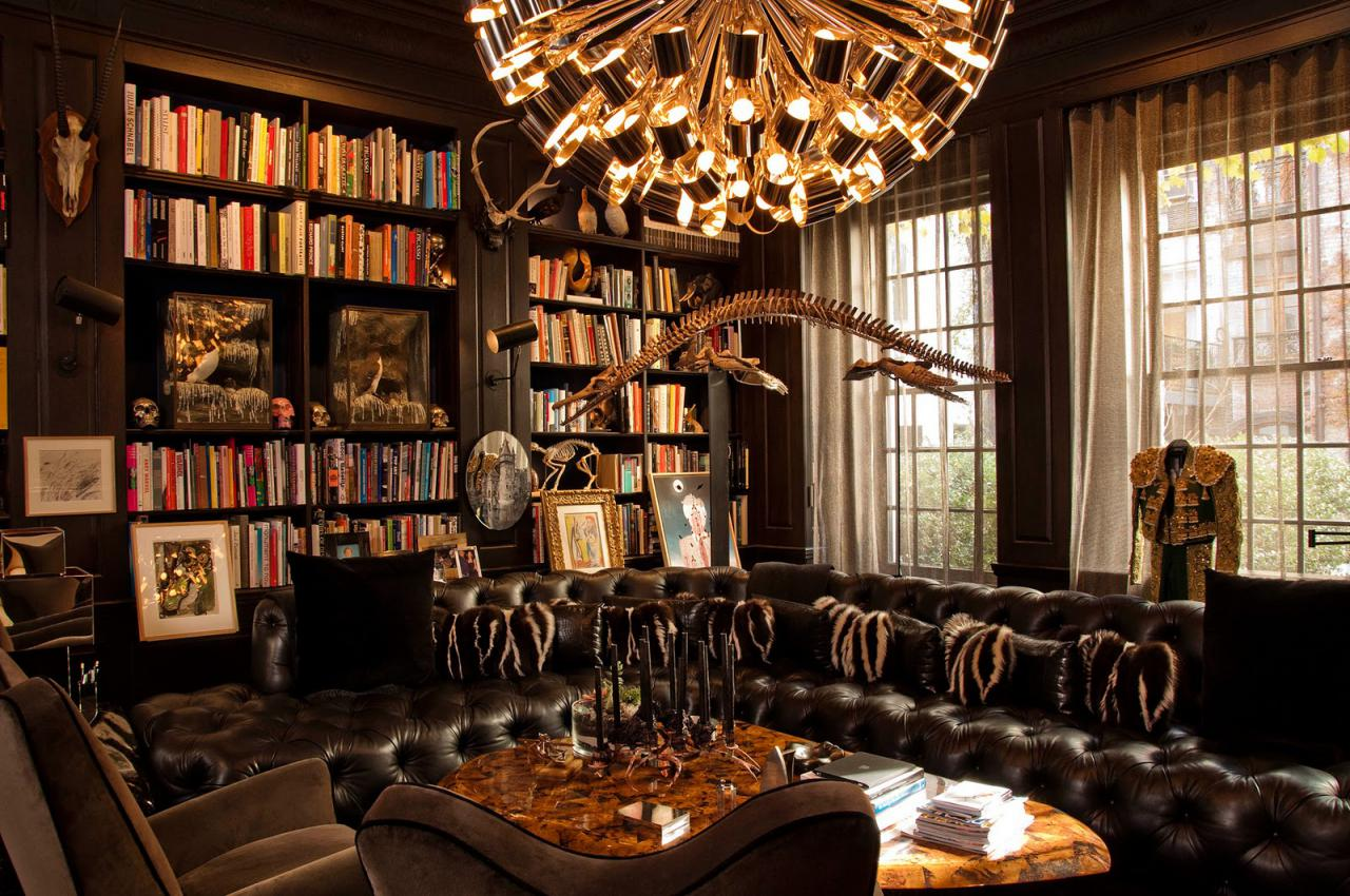 BAD) Blog About Design: How To Design Your Home Library