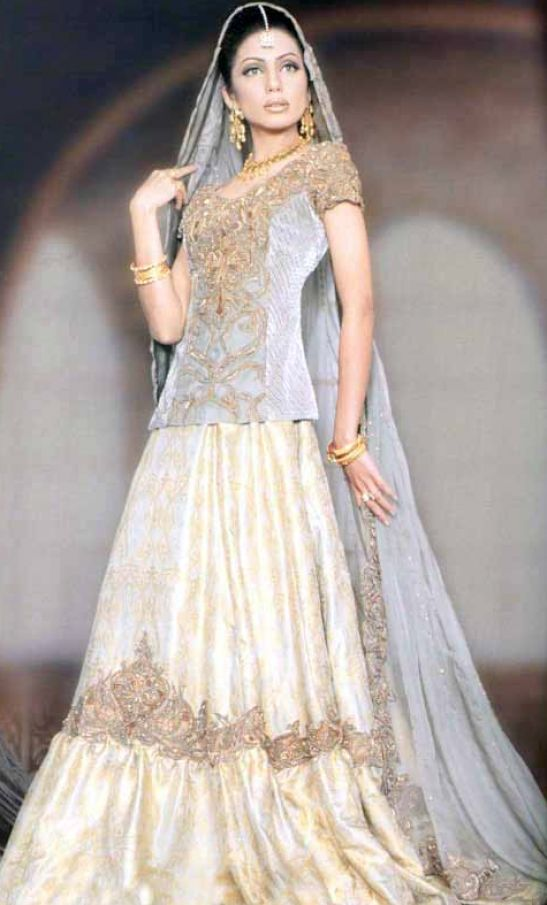 Bridal dresses by pakistani designers pictures 1