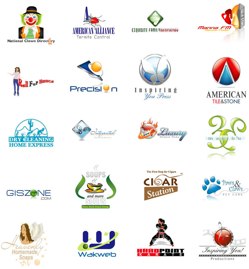 Company Logo Design - New Logo Quiz & Pictures 2014