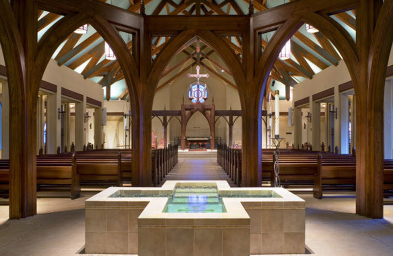 Church Interior Decoration, Church Interior Design From Cdh Partners