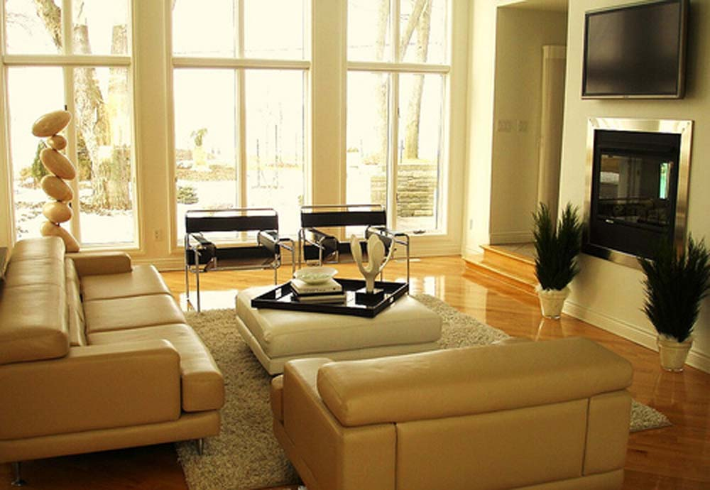 condo living room interior design1