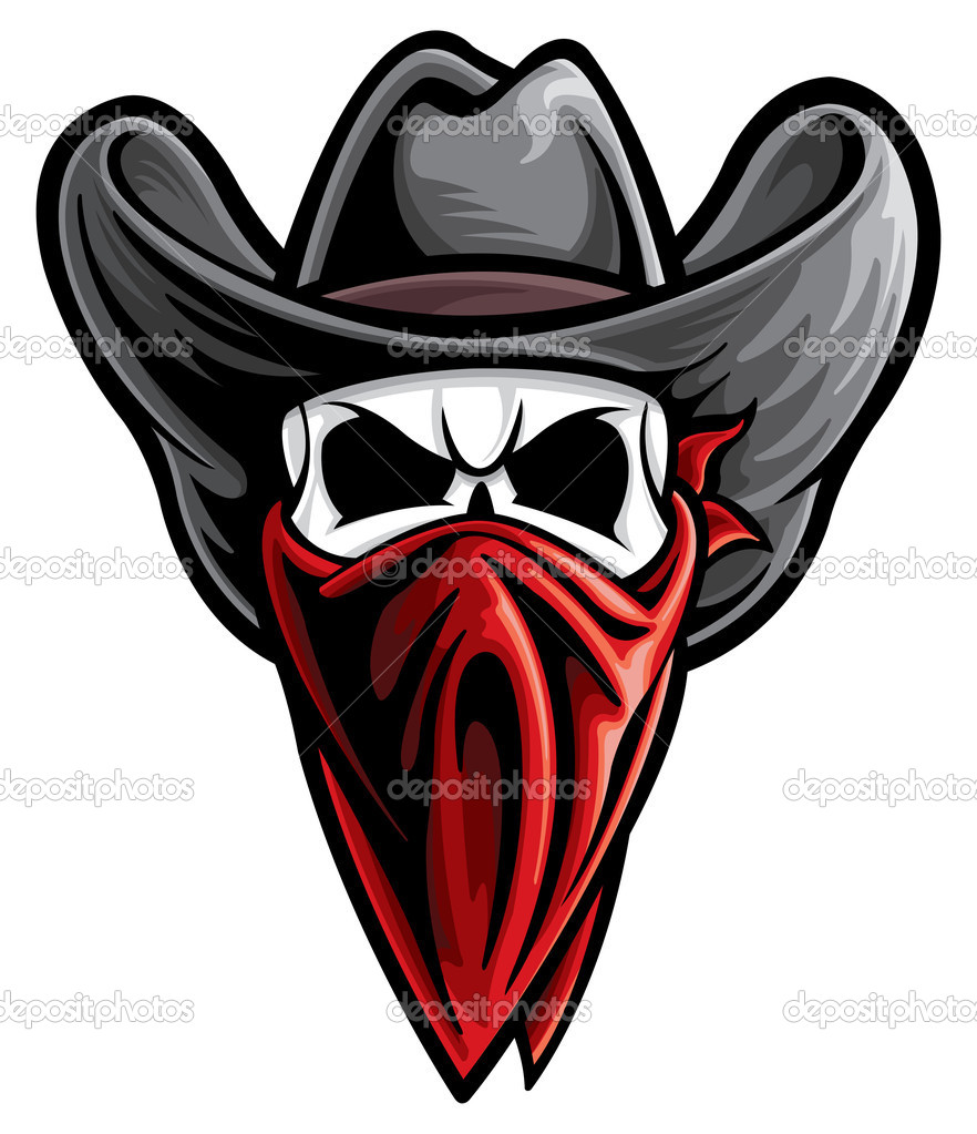 Outlaw — Stock Vector © SlipFloat #7493796