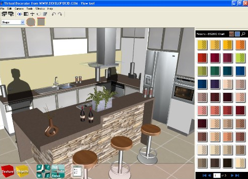 Virtually Design A Room For Free