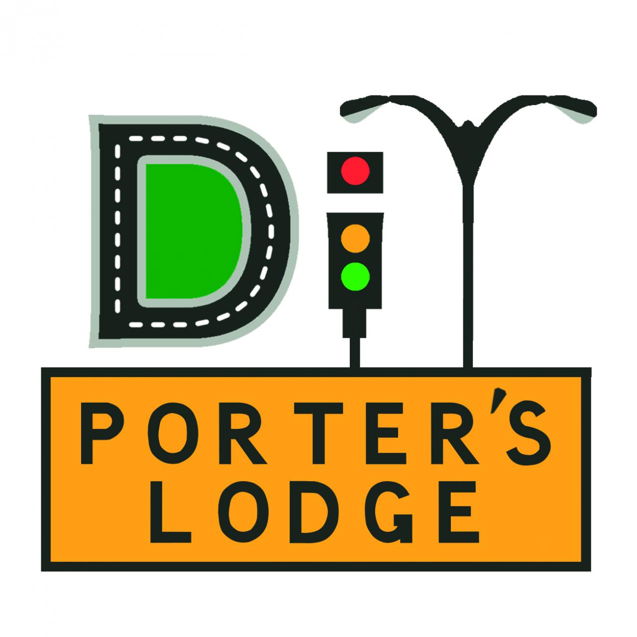 Our new project logo! | DIY Porter's Lodge