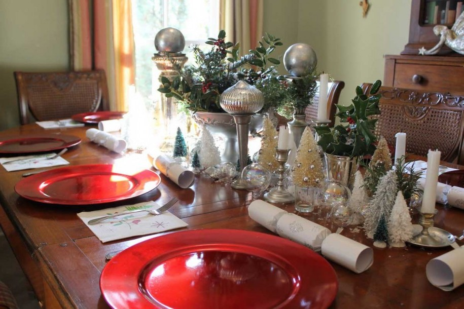 Your Home Christmas Decorations Ideas Interior Design - christmas home ...